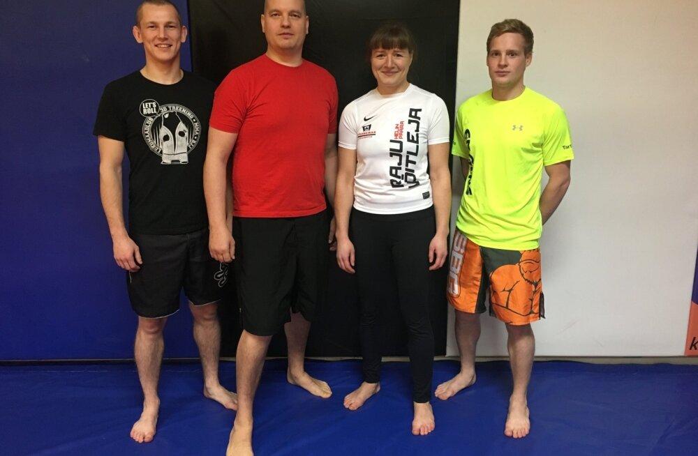 Eesti koondis MMA EMil