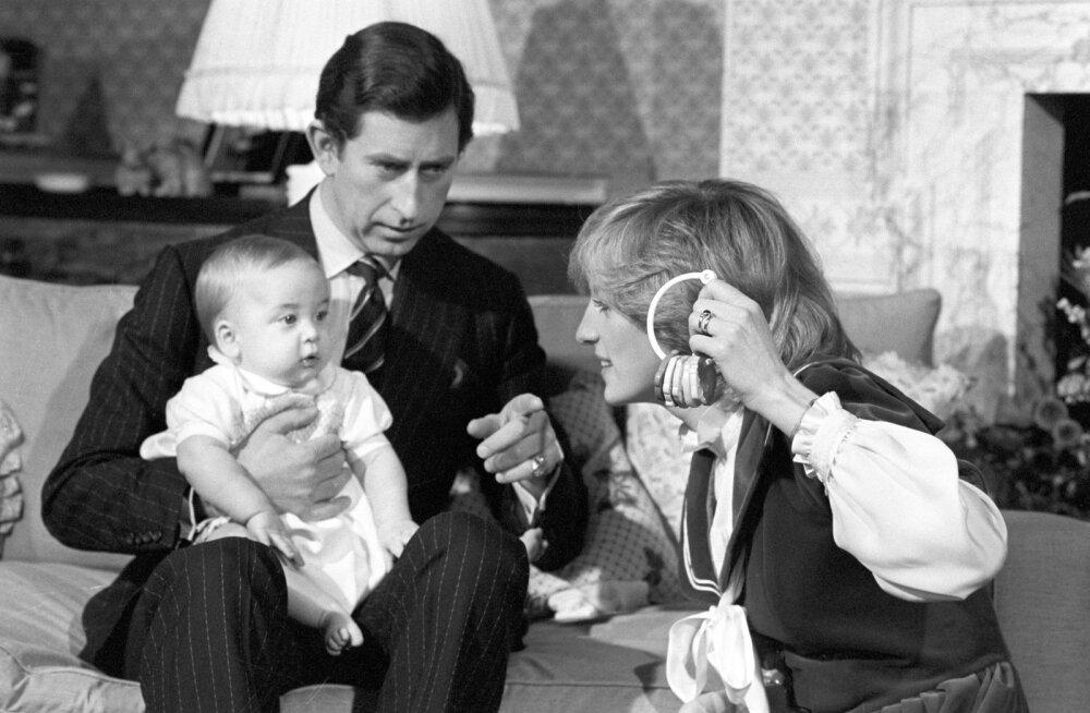 Prints Charles soovis panna oma poegadele Williami ja Harry asemel sellised nimed, aga Diana arust olid need liiga vanamoelised