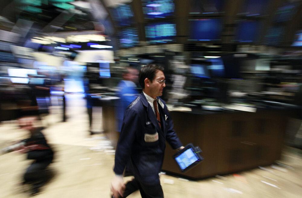 Must esmaspäev. Mis juhtus 30 aastat tagasi börsil?
