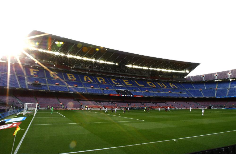 FC Barcelona vaevleb rahalistes raskustes: palku tuleb kärpida 190 miljoni euro võrra