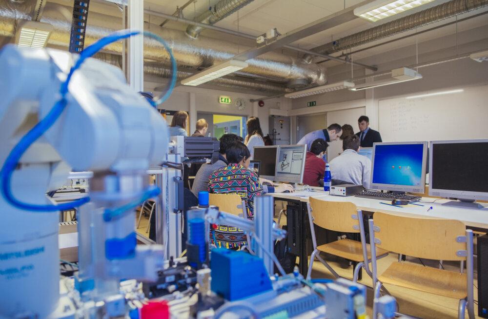 TTÜ inseneriteaduskonna lõpetanud spetsialistid loovad tulevikutehnoloogiaid