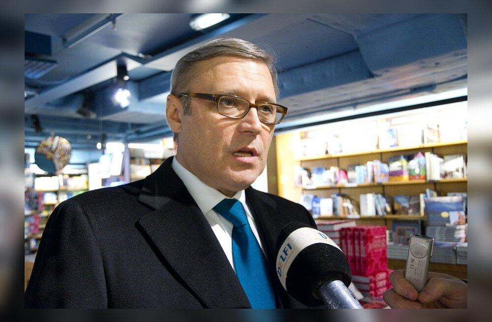 Venemaa endine peaminister tuleb Eestisse presidendivalimistest kõnelema.