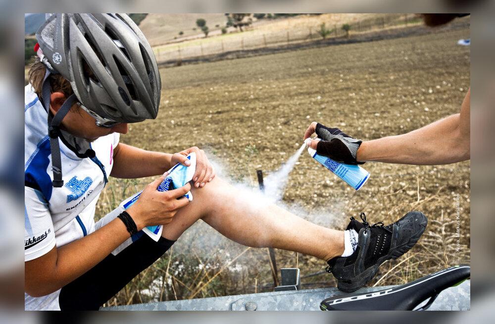 Millal kasutada külma-, millal soojaravi sportides ja vigastusi ennetades?