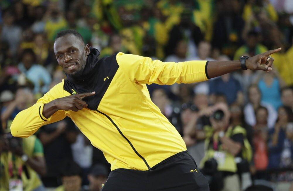 Bobisõit ei sobi Usain Boltile, kuid skeletonis võidaks ta kõik stardid