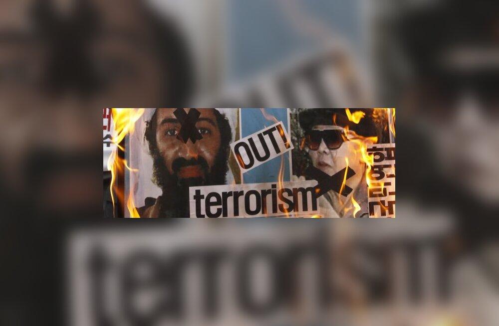 Bin Laden nõuab Somaalia presidendi kukutamist