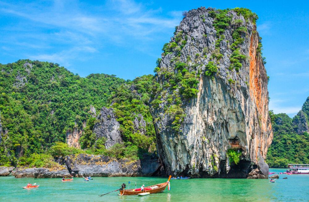 Maapealne paradiis on olemas! Seitse soovitust, mida ette võtta Tai saartel