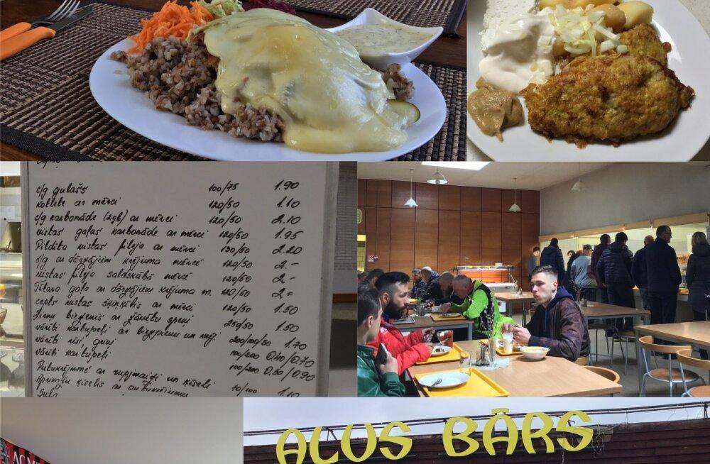 Ehedad sööklad ja mõnusad bistrood: kohalikud soovitavad Valmiera toidu-joogikohti