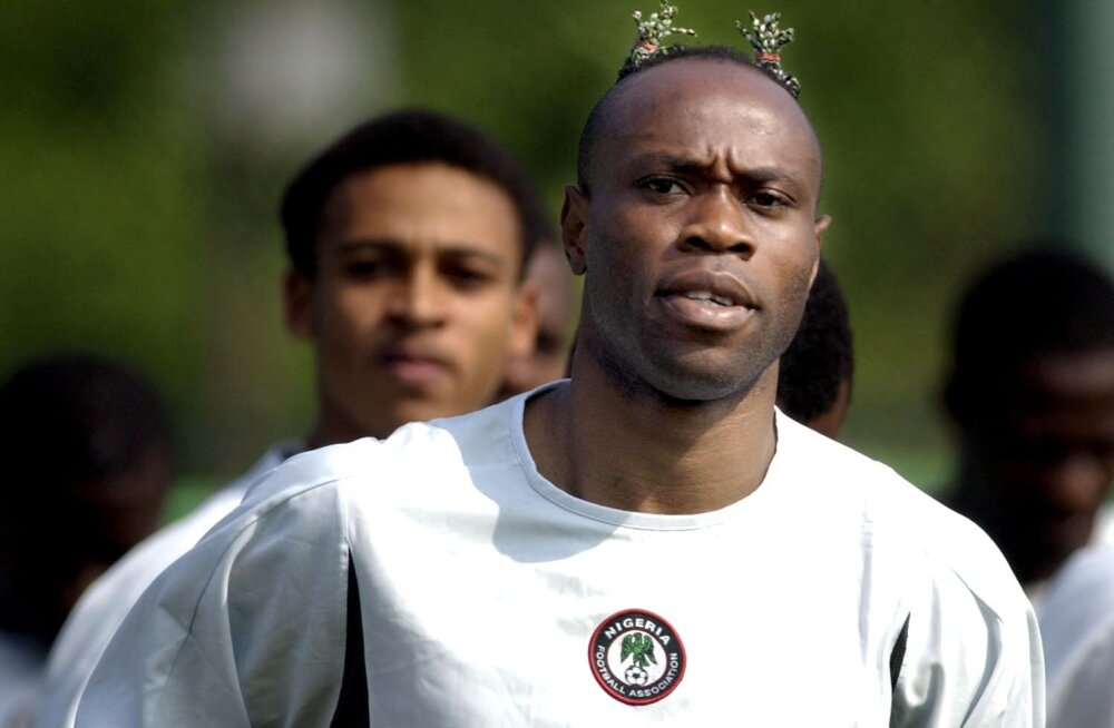 Naised süüdi! Nigeeria ekskoondislane avaldas, miks 1998. aasta MM-i suurüllataja kaheksandikfinaalis Taani vastu totaalselt põrus