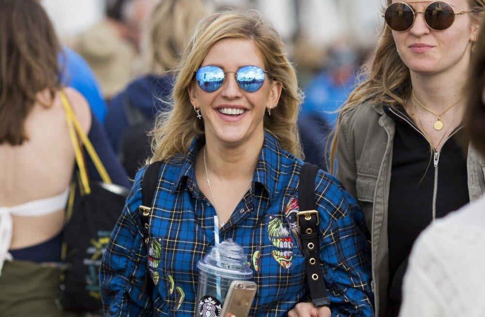 Ellie Goulding festivalimeeleolus