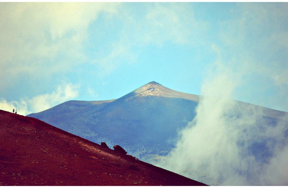 Италия готовится к новому извержению мощного вулкана