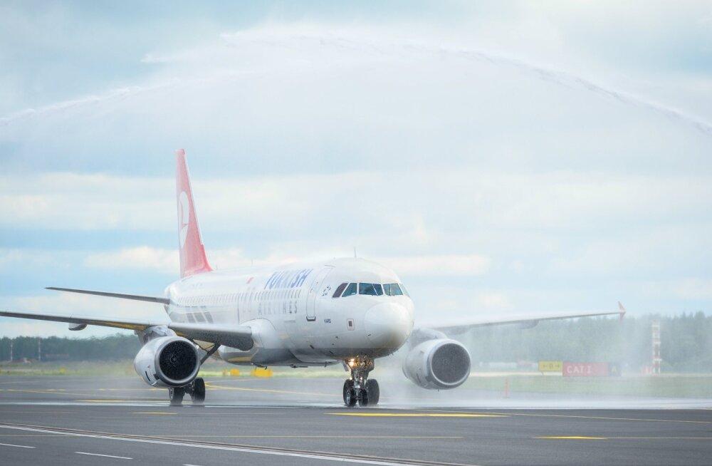 Turkish Airlines планирует возобновить полеты в июне