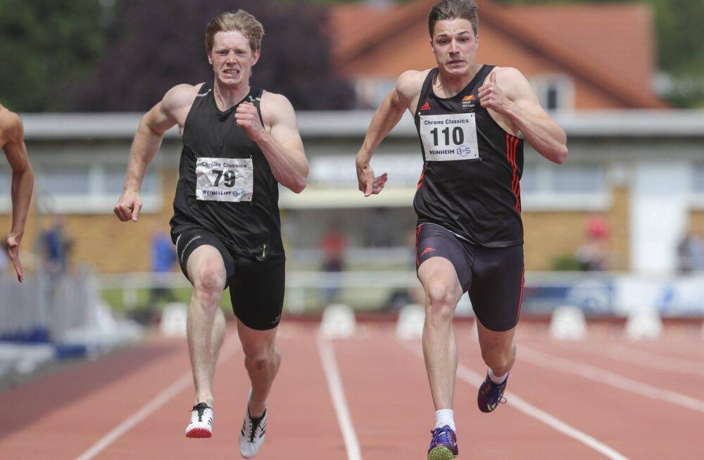 Hollandi sprinter jäi Ungaris muusikafestivalil narkodiilerina vahele, ähvardab eluaegne vangistus