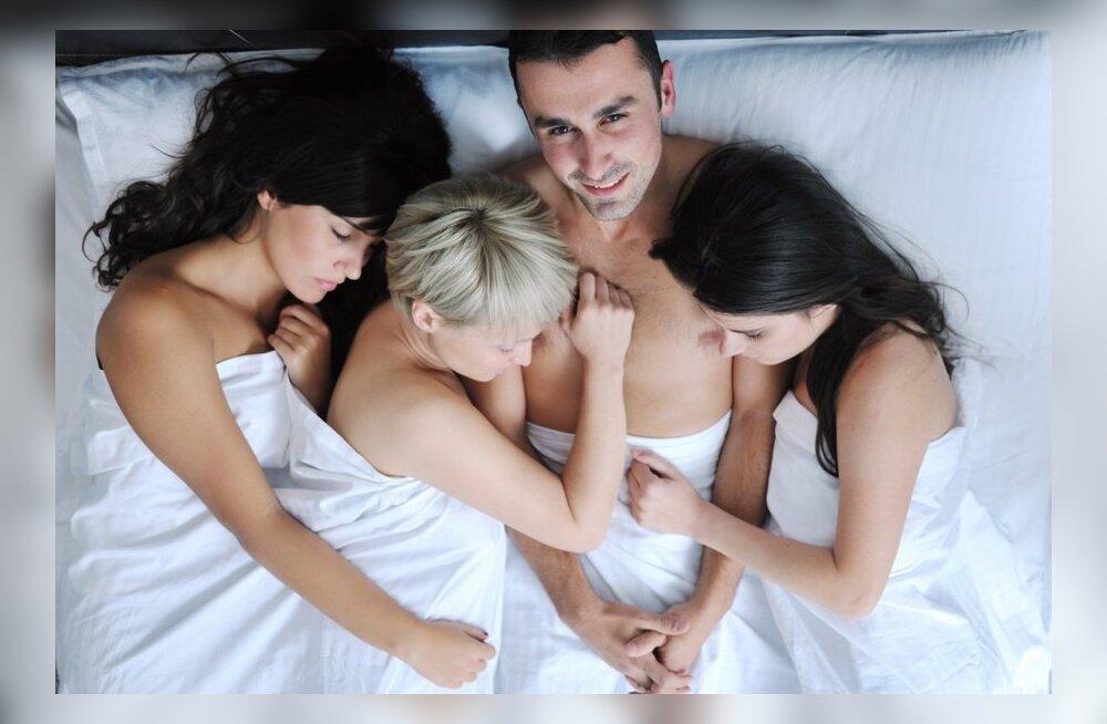 Хотим попробовать с женой секс с парой