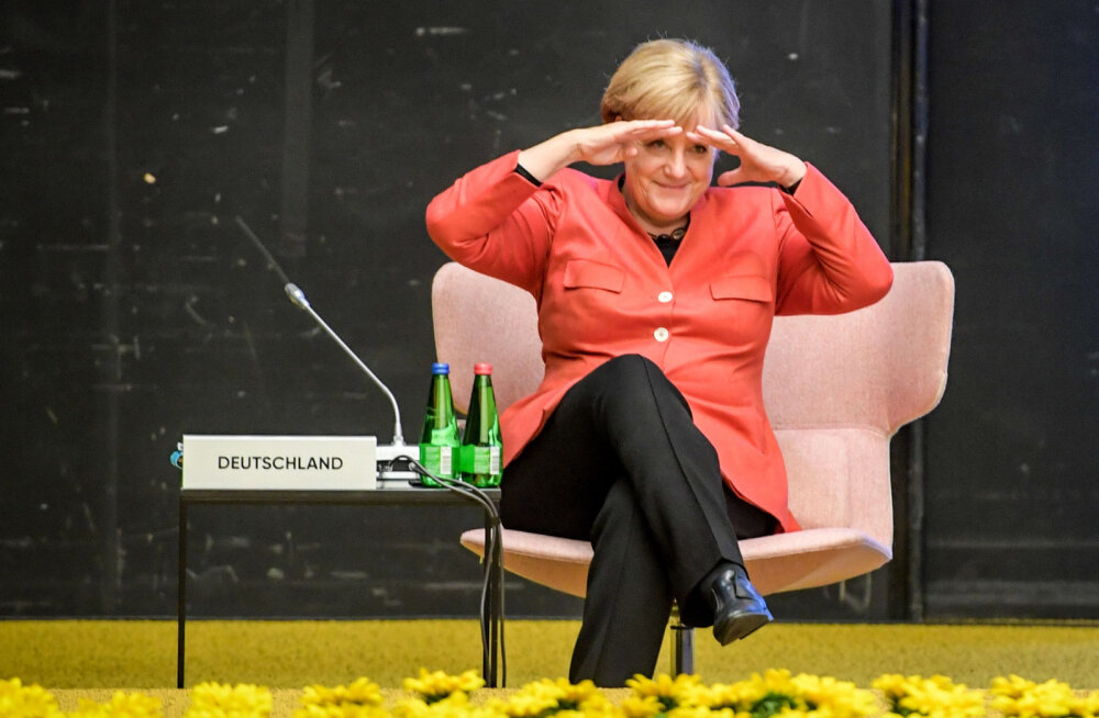 b4049274cf1 Et Merkel ei jääks varju... tippkohtumiste tagamaad ja kurioosumid ...