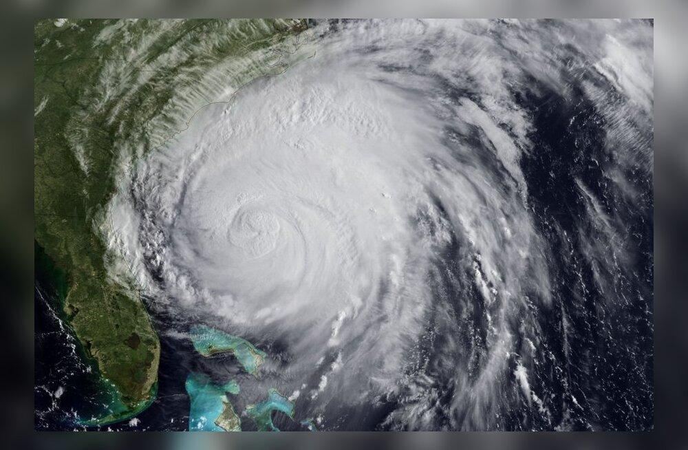 Hiigelsuur orkaan tabab New Yorki. Ja mis siis?