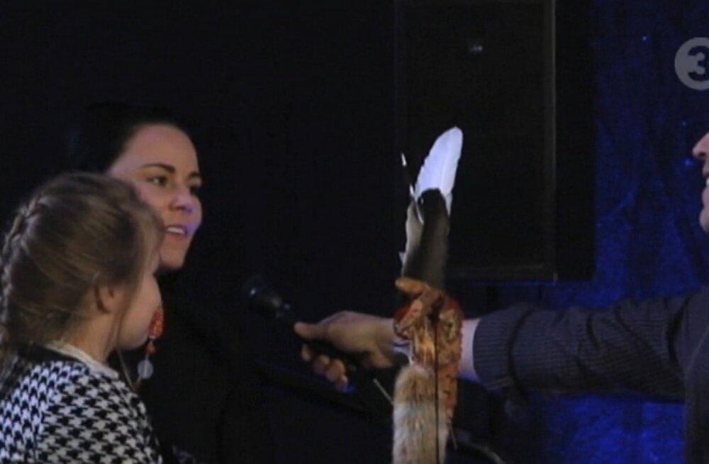 Kati Toots säras selgeltnägijate saate finaali publikus eredamalt kui sensitiivid