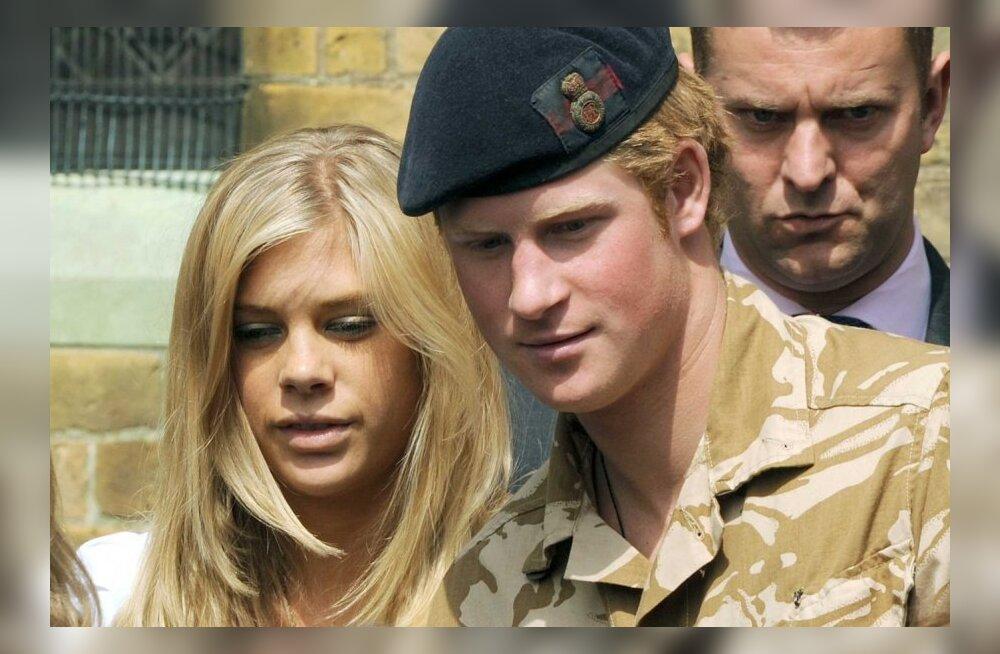 Prints Harry helistab iga päev oma endisele pruudile