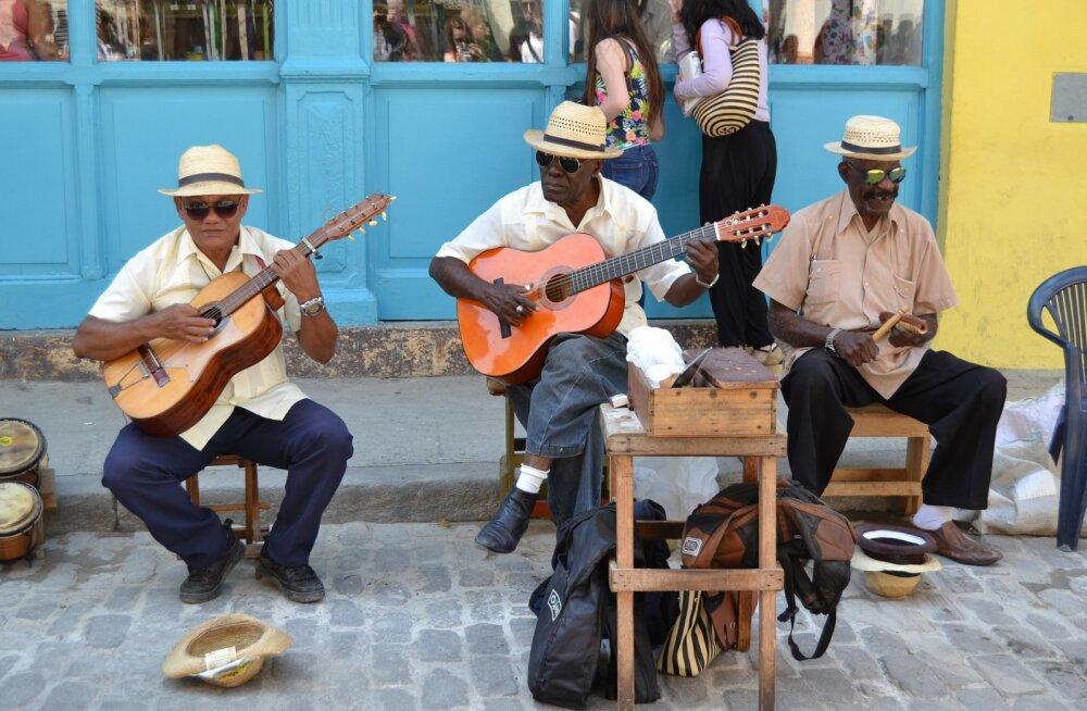 IMELINE KUUBA | Kuula, mida räägivad sellest saareriigist Hardi Volmer, Ivo Tšetõrkin ja Rain Urbsalu