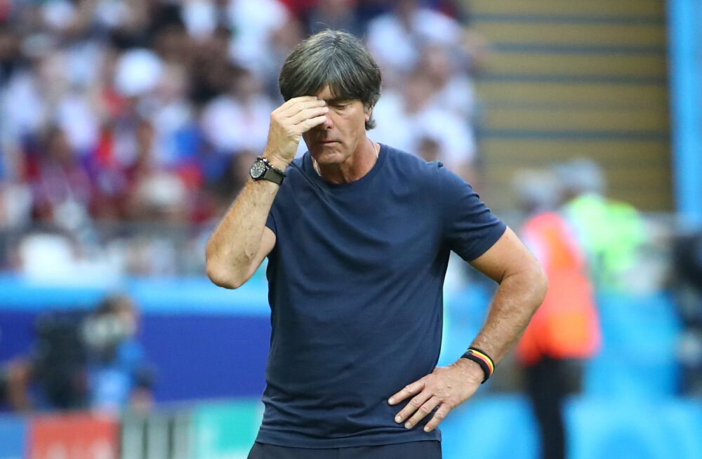 Joachim Löw: me ei väärinudki edasipääsu