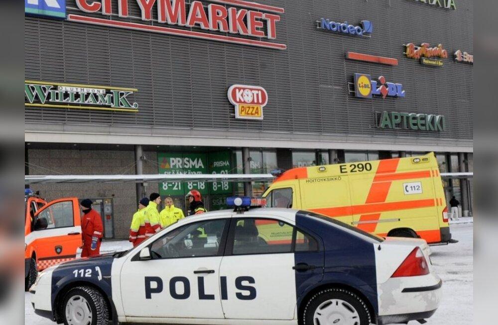 Nolgid peksid Helsingis bussijuhi meelemärkusetuks
