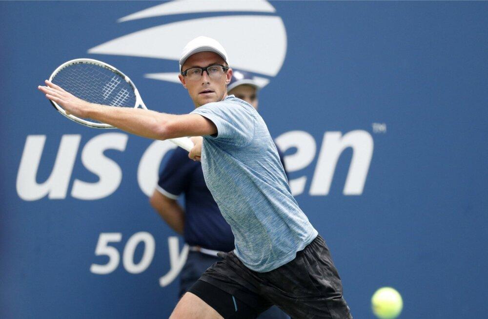 Peter Polansky US Openil