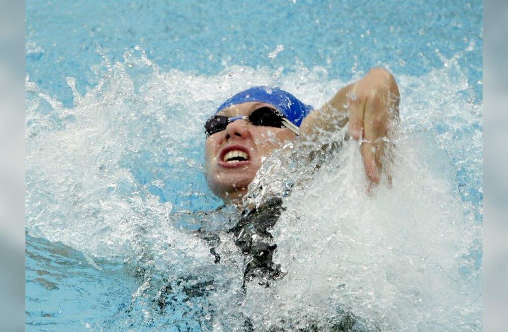 Eesti rekord tõi ujujale juuniorde EMi kuldmedali