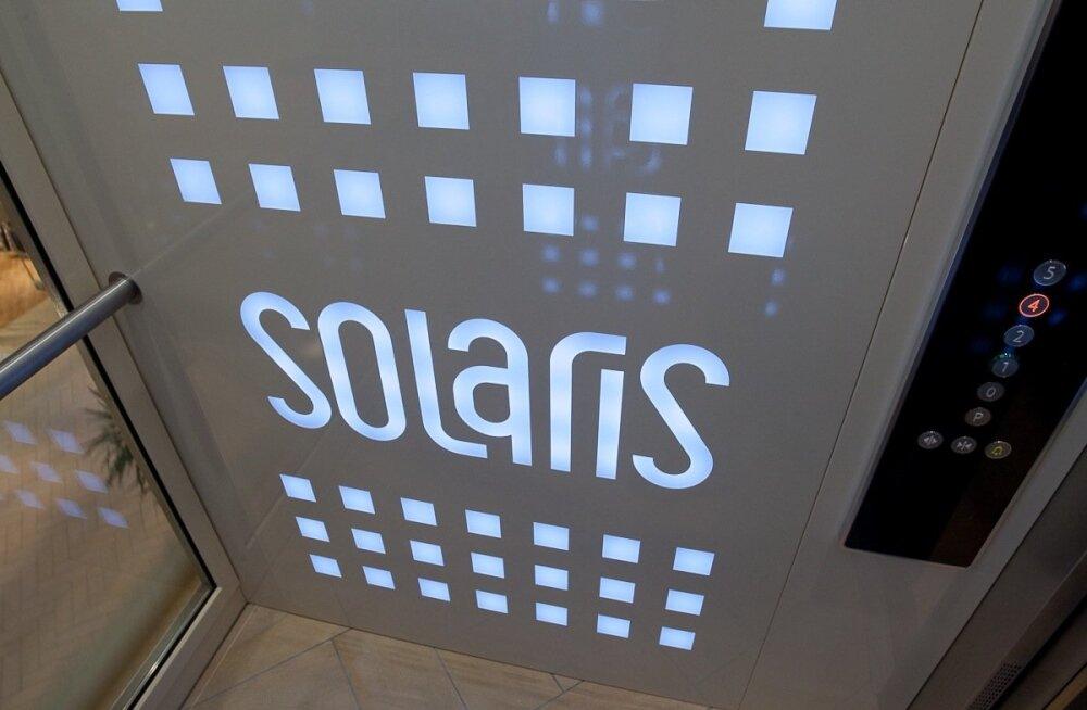 Solaris-pressituur