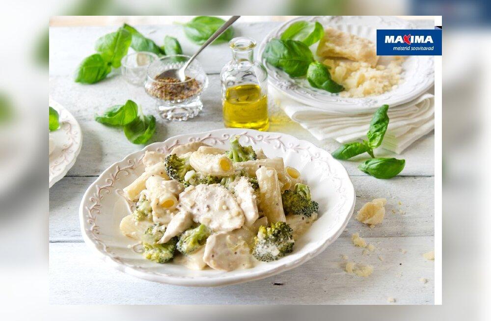 RETSEPT: brokoli-kanapasta