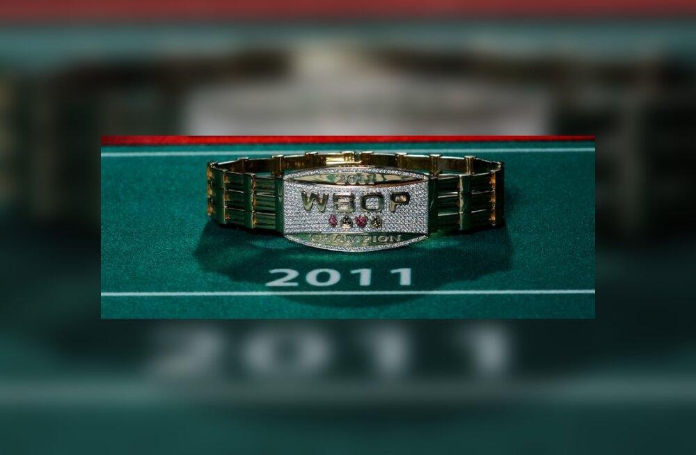 Täna algab pokkeri MMi põhiturniir