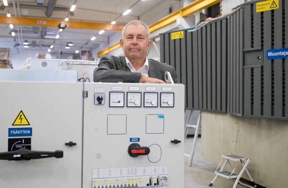 Harju Elekteri juht Andres Allikmäe