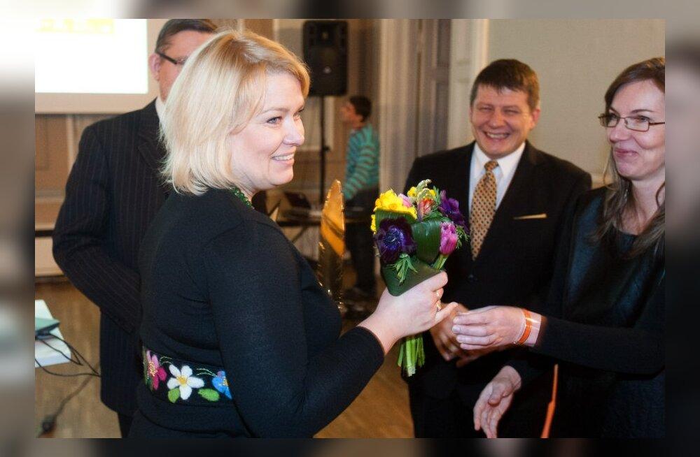 FOTOD: Aasta ajakirjaniku tiitli pälvis Kadri Jakobson