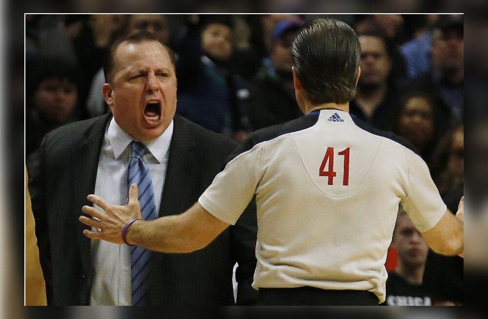 VIDEO: Kohtuniku viga või mitte? NBA-s tühistati potentsiaalne võiduvise