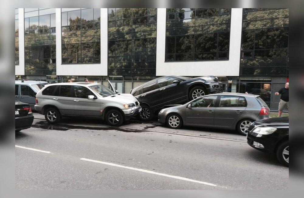 Õnnetus Tööstuse tänaval