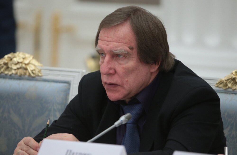Putini sõber, tšellist Roldugin õppis Riia muusikakoolis ja tema KGB-lasest vend juhib seal Gazpromi bürood