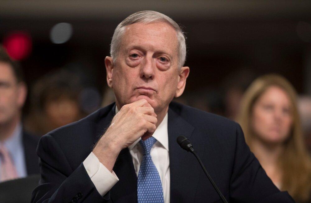 USA värske kaitseminister Mattis rõhutas vankumatut kindlaks jäämist NATO-le