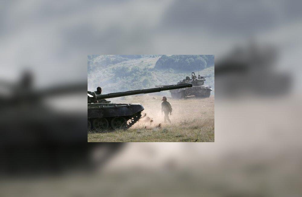Vene tank, Gruusia