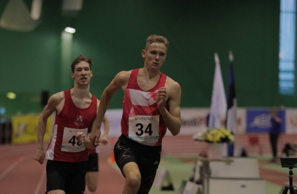 DELFI VIDEO: Johannes Ermi produktiivne nädalavahetus - kolm võistlust, kolm rekordit ja kolm medalit