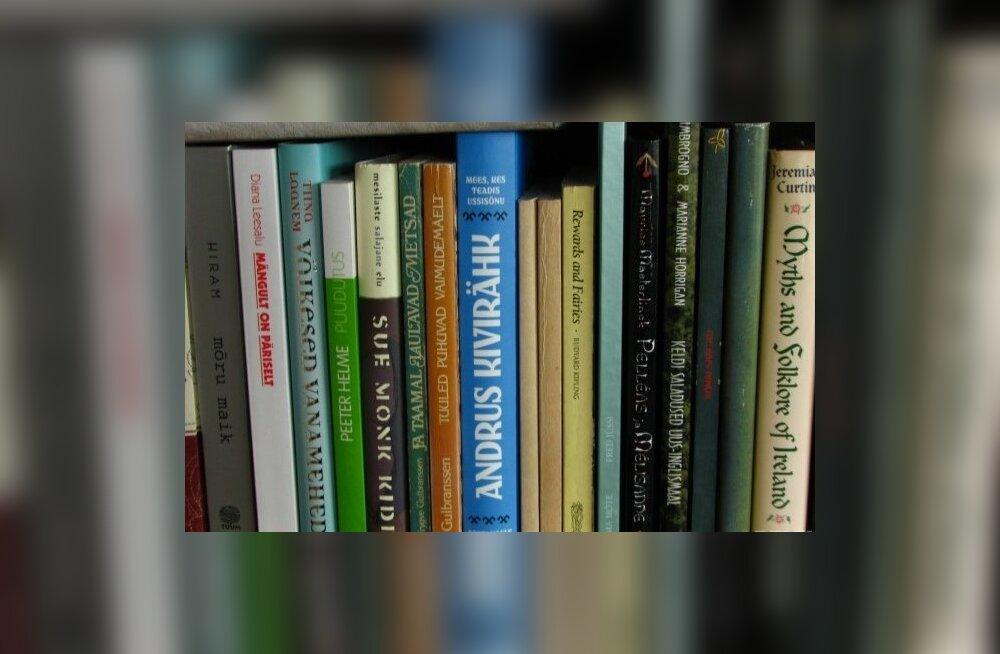 Õpilane: raamatuid lugevate eakaaslastega on huvitav suhelda