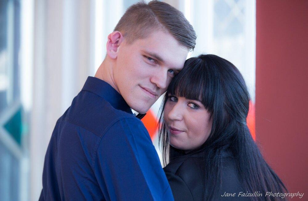 """Sten ja Liisa saatest """"Prooviabielu"""""""