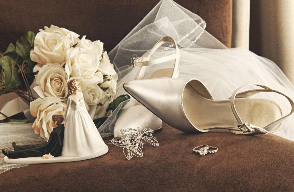 6 meeldetuletust pettunud pruutidele, kes pidid eriolukorra tõttu oma pulmapäeva edasi lükkama