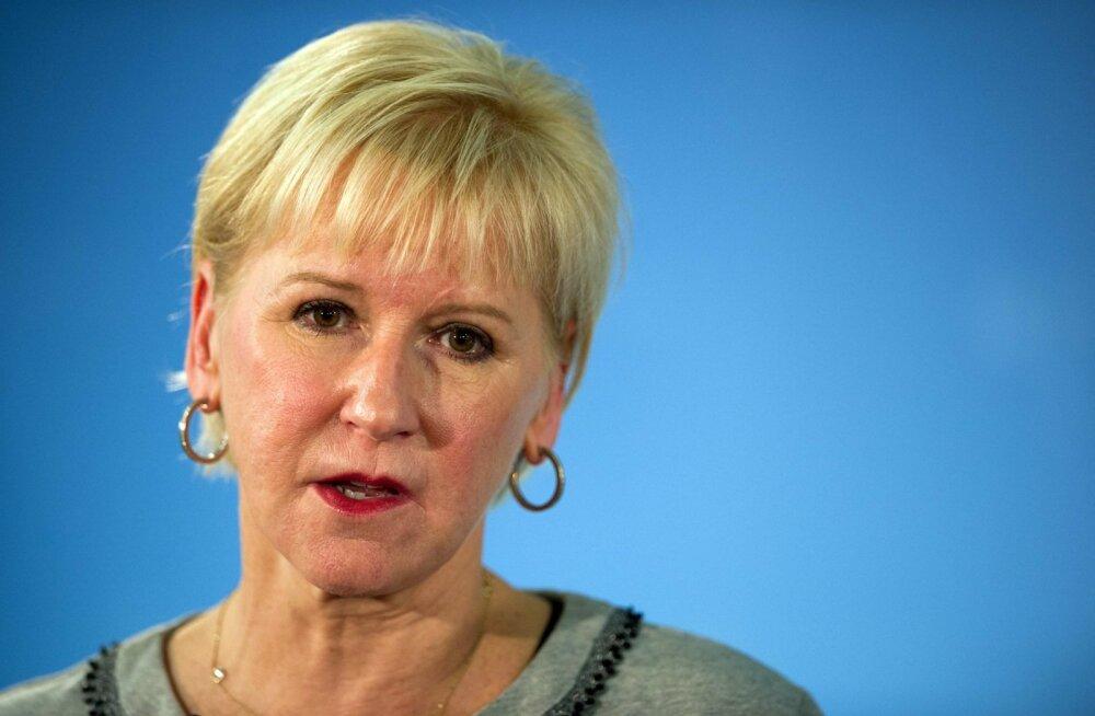 Rootsi välisminister sattus korruptsioonikahtluse alla väljaspool järjekorda korteri saamise eest