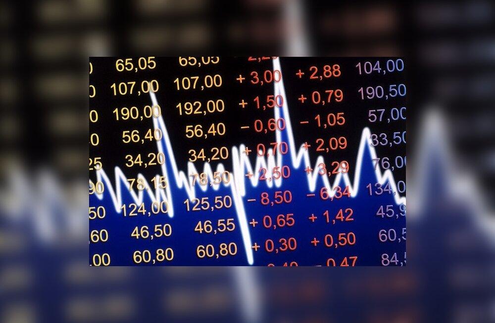Aasia aktsiaturud langesid järsult
