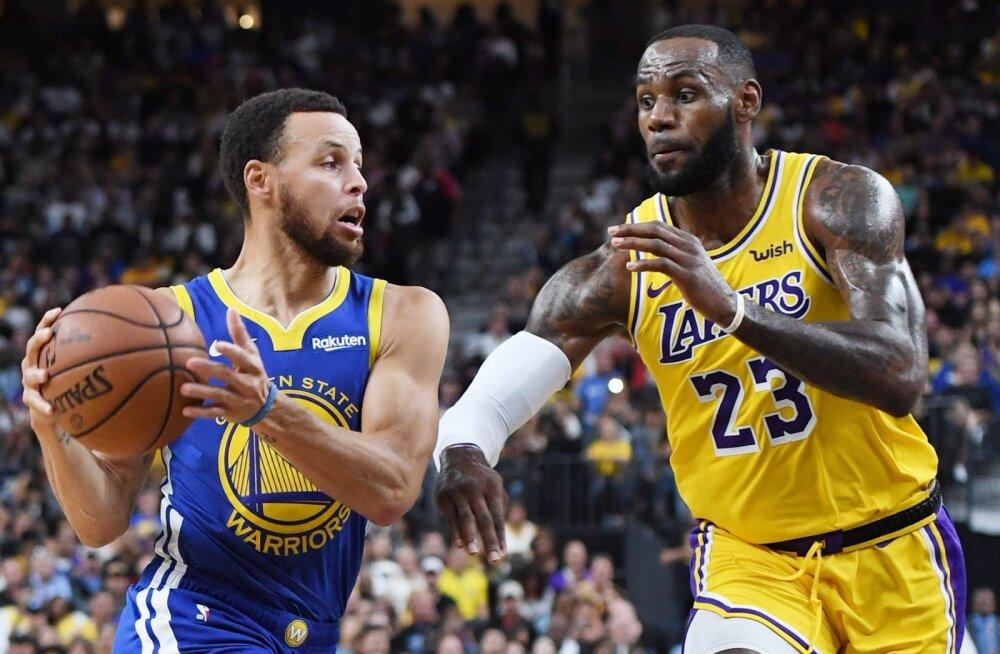 Kes on enimteenivad NBA korvpallurid?