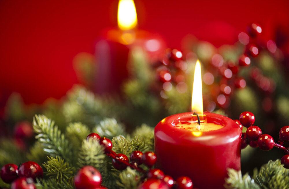 Täna on esimene advent: algab jõuluootuse, rahu ja headuse aeg