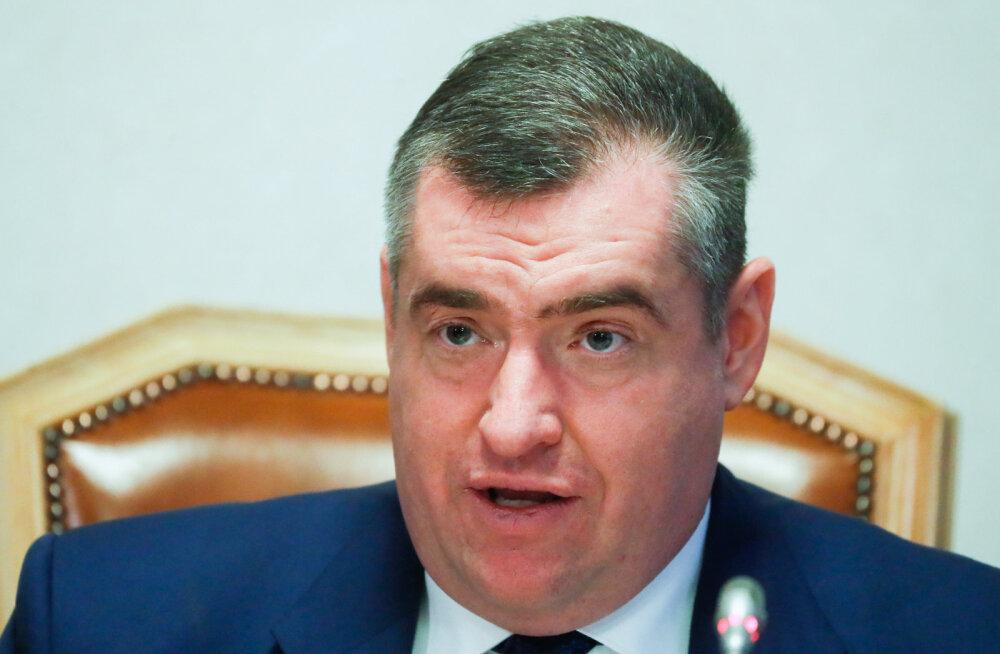 Vene riigiduuma väliskomitee esimees: Põlluaasa avaldused Tartu rahu kohta õõnestavad piirilepingu allkirjastamist