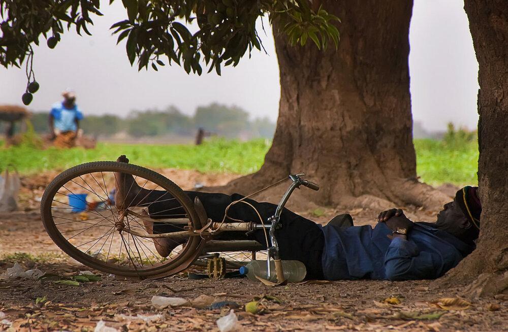 Miljard inimest maailmas lakkab magades hingamast. Kas oled üks neist?