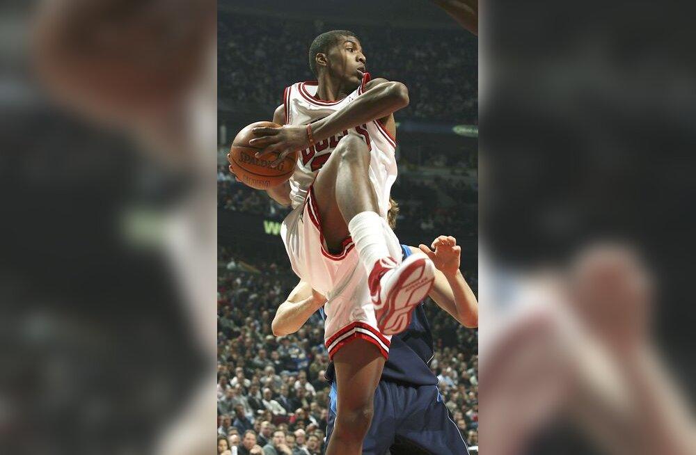 Tyrus Thomas (Chicago Bulls)