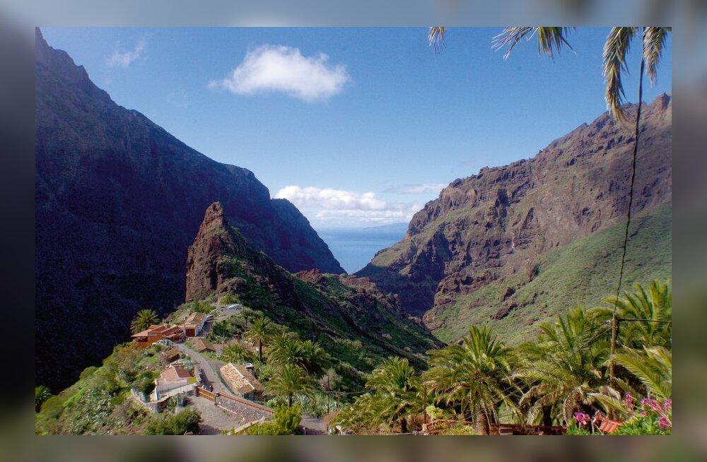 Seal, kus lõpeb asfalt ehk Tenerife edasijõudnutele