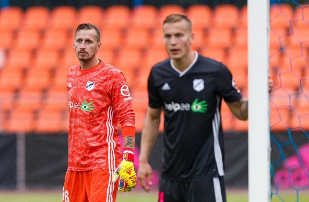 Nõmme Kalju FC - KF Shkendija (MKD)