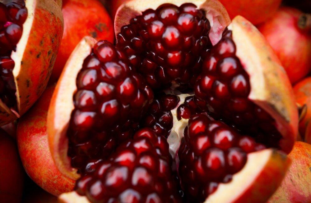 Söö oma veresooned terveks: toiduained, mis artereid puhastavad
